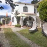 Entrance to Avocado Room at Villa Andalucia