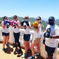 Boxercise at ChiliTri