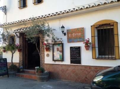 Restaurante de El Cortijo