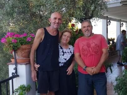 Staff at Villa Andalucia