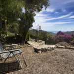 Meditation area at Villa Andalucía