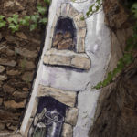 Mural at Villa Andalucia