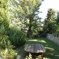 Garden table at Villa Andalucia