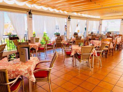 Restaurante de Pampano